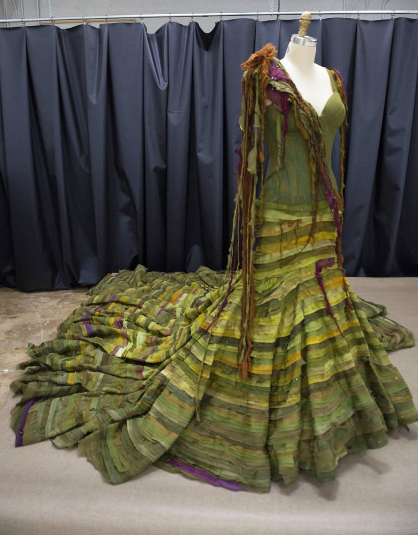 """""""Untitled"""" de Randy Handley está en exhibición en Core Contemporary Gallery en Las Vegas, el miércoles 12 de diciembre de 2018. Caroline Brehman / Las Vegas Review-Journal"""