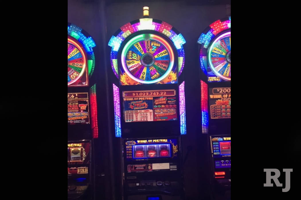 The Wheel of Fortune (Cosmopolitan Las Vegas)