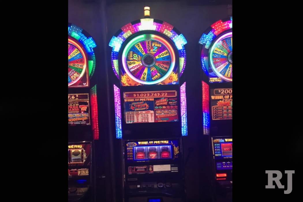 The Wheel of Fortune (Cosmopolitan Las Vegas)