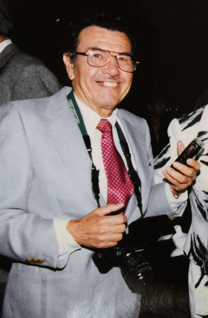 Humberto Peña Martínez falleció el 14 de diciembre de 2018. [ Foto Cortesía ]