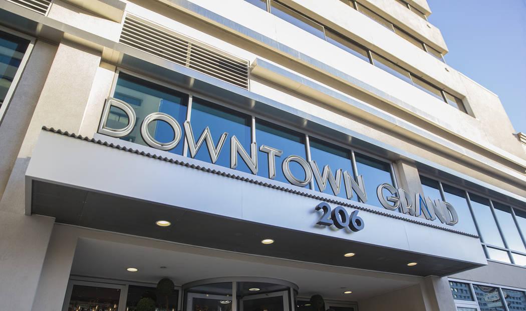 The Downtown Grand el viernes 4 de enero de 2019, en Las Vegas. Benjamin Hager Las Vegas Review-Journal