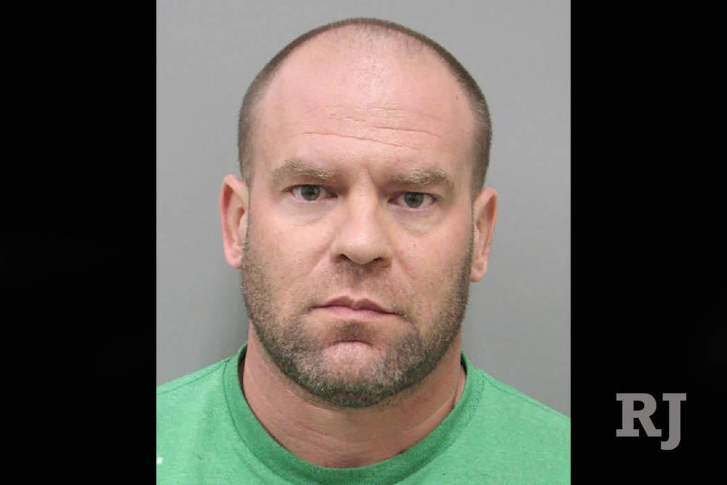 Michael Ray Stevens (Departamento de Policía de Henderson)
