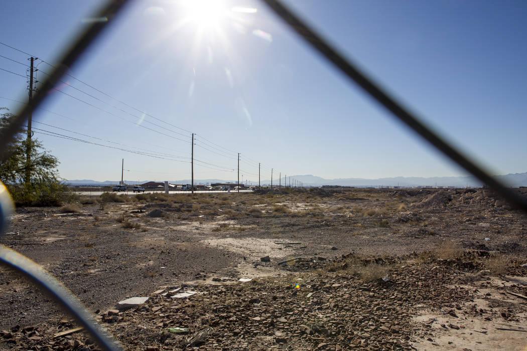 El desarrollador del almacén Prologis compró una parcela de 57 acres cerca de Las Vegas Motor Speedway, que se realizó el martes 23 de enero de 2018. Patrick Connolly Las Vegas Review-Journal @ ...