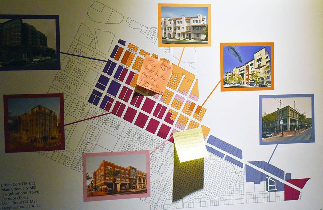 """Habrá otras sesiones, definidas como """"conversación comunitaria"""", para poder definir el plan maestro que definirá el futuro del desarrollo urbano del Downtown. Miércoles 6 de febrero de 201 ..."""