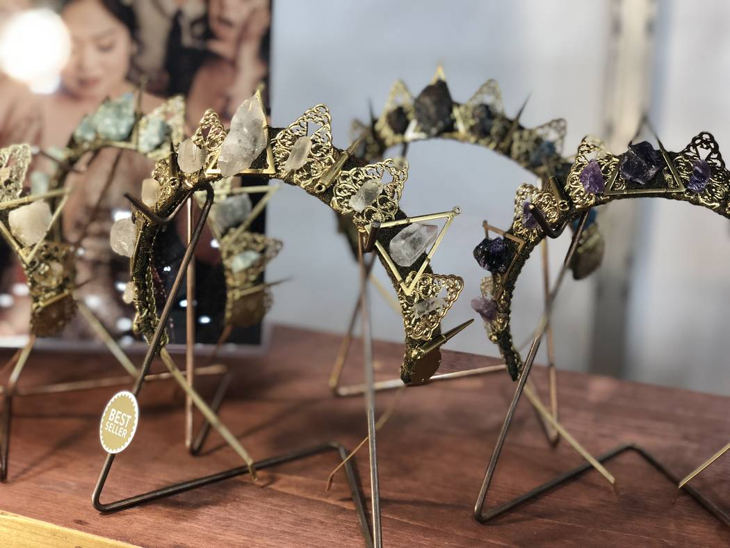 Coronas Loschy. (Janna Karel Las Vegas Review-Journal)