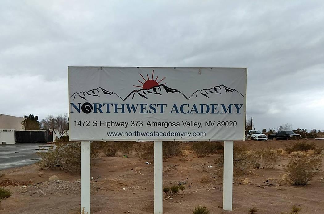 La investigación de la alguacil del Condado de Nye sobre las denuncias de maltrato y negligencia contra niños en la Academia Northwest en Amargosa Valley ha resultado en dos arrestos. (Selwyn Ha ...