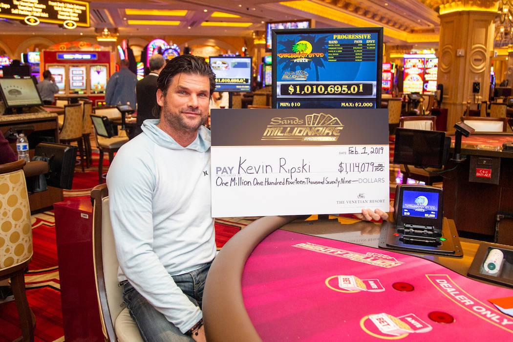 Kevin Ripski (Las Vegas Sands)