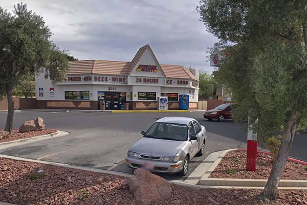 Speedee Mart, 3225 E. Desert Inn Road. (Google)