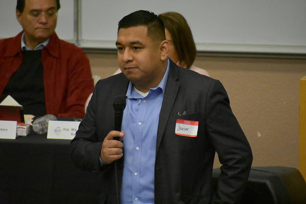 El evento contó con la presencia de representantes de funcionarios públicos de Nevada. Sábado 23 de febrero de 2019 en UNLV. Foto Anthony Avellaneda / El Tiempo.
