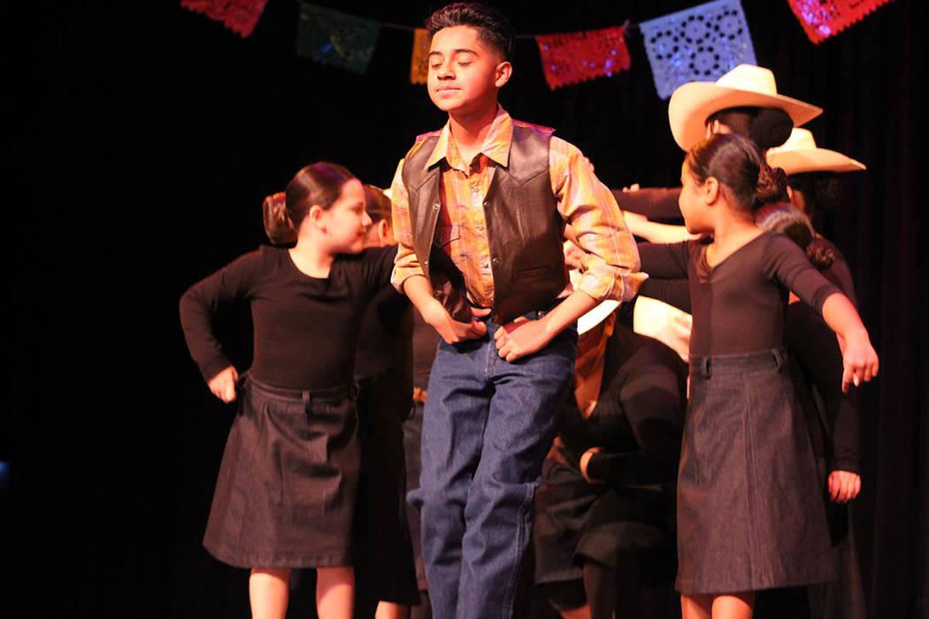 """""""El ratón vaquero"""" se apreció en la función Sueños y Recuerdos. Sábado 23 de febrero de 2019 en el teatro Winchester. Foto Cristian De la Rosa / El Tiempo - Contribuidor."""