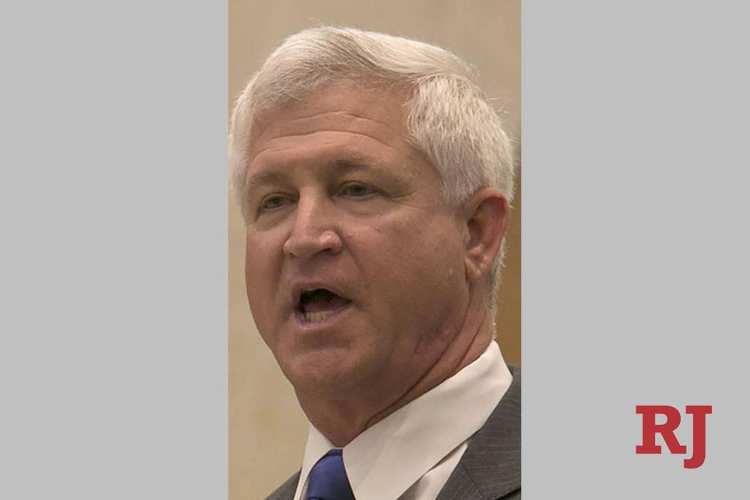 Steve Seroka del Concejo Municipal de Las Vegas Ward 2 (Cortesía)