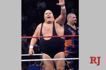 King Kong Bundy (WWE a través de AP)