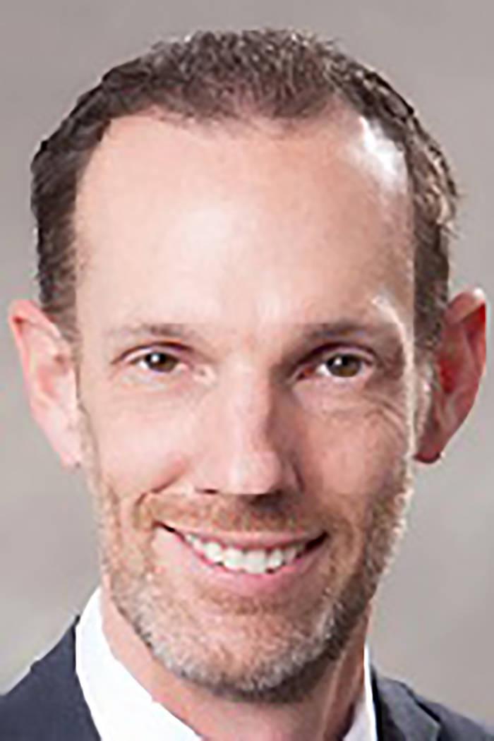 Comisionado del Condado de Clark, Justin Jones
