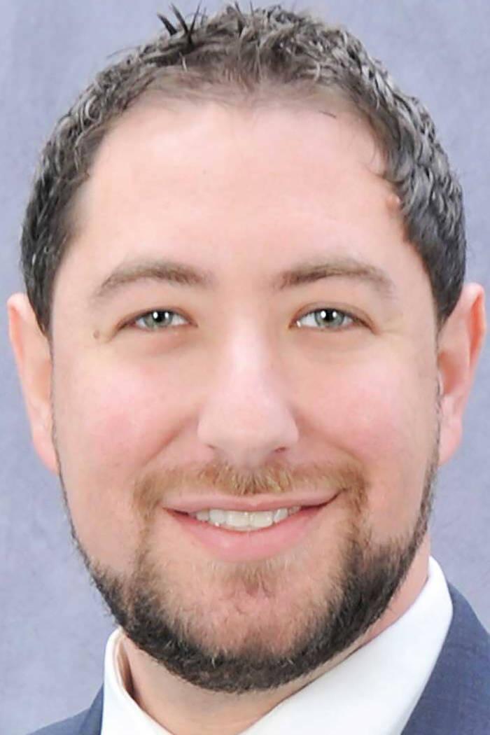 Comisionado del Condado de Clark, Michael Naft