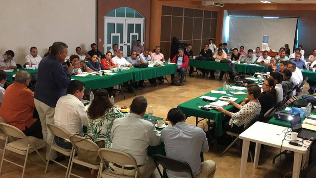 ARCHIVO. Acapulco, 21 Ene 2019 (Notimex-Especial).- La Sección 14 del Sindicato Nacional de Trabajadores de la Educación exhortó a los docentes del estado de Guerrero a participar en la Consult ...