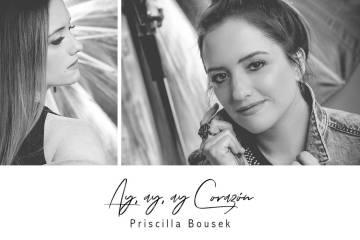 Priscilla Bousek. [ Foto Cortesía ]
