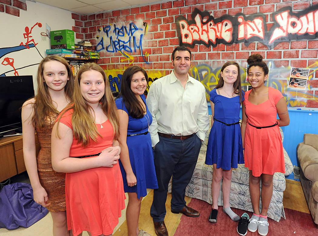 'The Believe in Yourself Project' ha tenido participación en cerca de 20 estados del país y ha podido ayudar a más de 6,000 niñas. [ Foto Cortesía 'The Believe in Yourself Project' ]