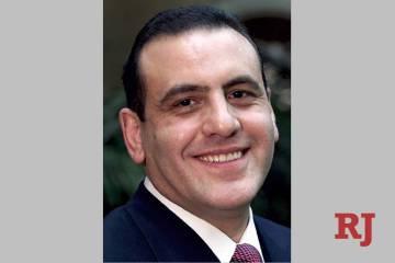 Gamal Aziz de Las Vegas, acusado como Gamal Abdelaziz, enfrenta cargos de conspiración para cometer fraude en un caso de soborno de admisión a una universidad. (Cortesía)