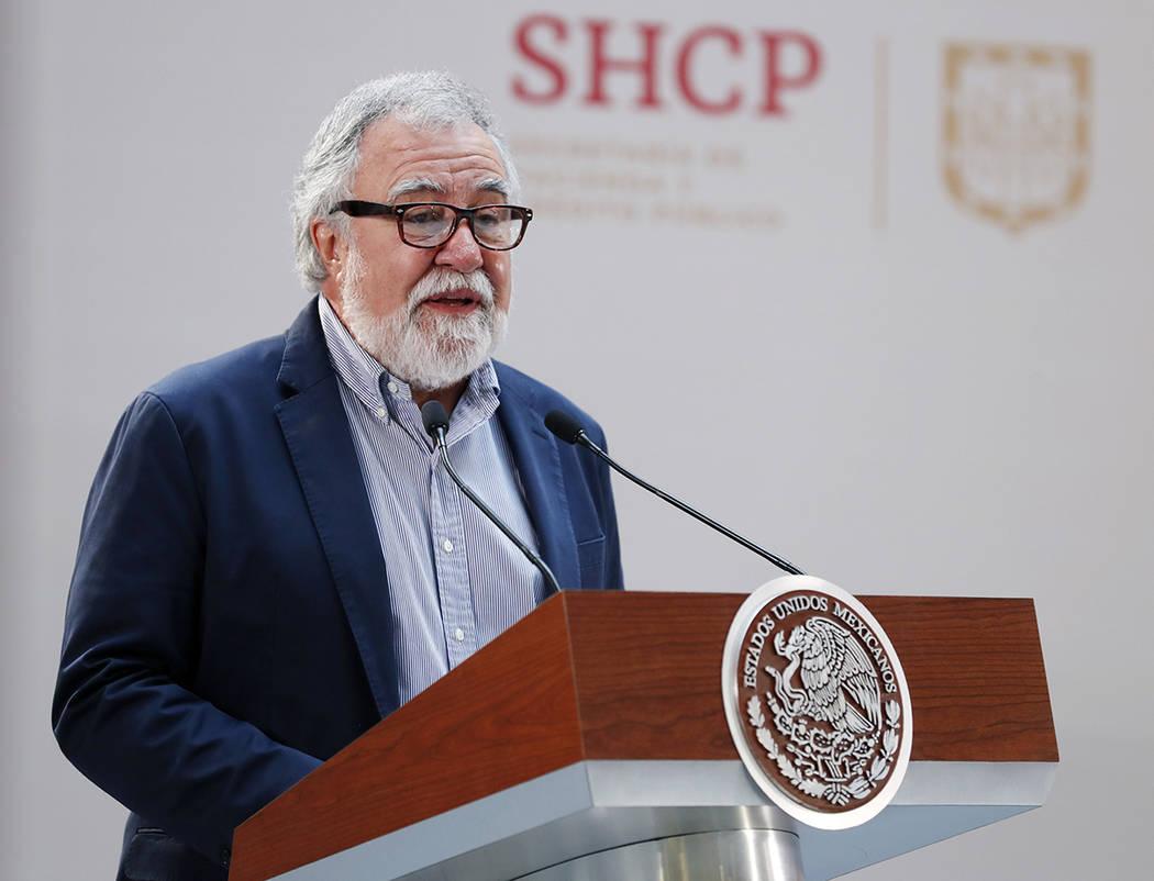 ARCHIVO. México, 17 Mar 2019 (Notimex-Arturo Monroy).- El senador Alejandro Encinas, participó en el Foro Nacional Planeando Juntos la Transformación de México en el Salón de la Tesorería de ...