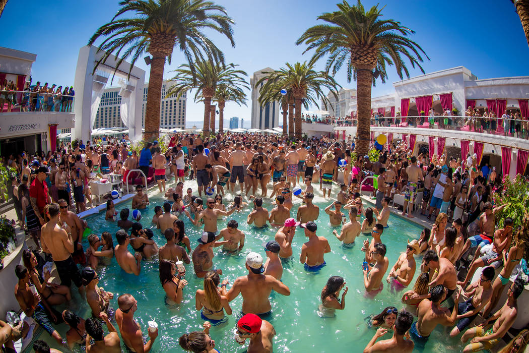 Drai's Beachclub (The Cromwell)