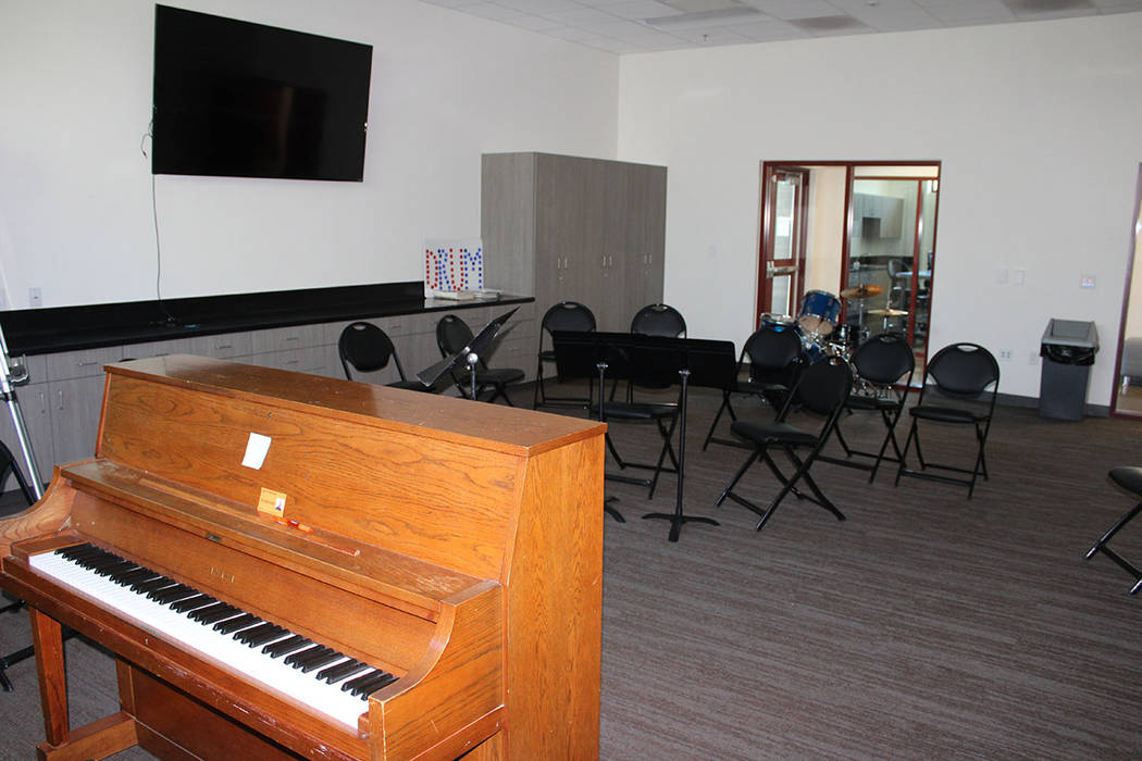 En noviembre del 2018, se ampliaron nuevos salones y se le dio forma al anfiteatro. Viernes 15 de marzo de 2019 en el Centro Cultural Winchester Dondero. Foto Cristian De la Rosa / El Tiempo - Con ...