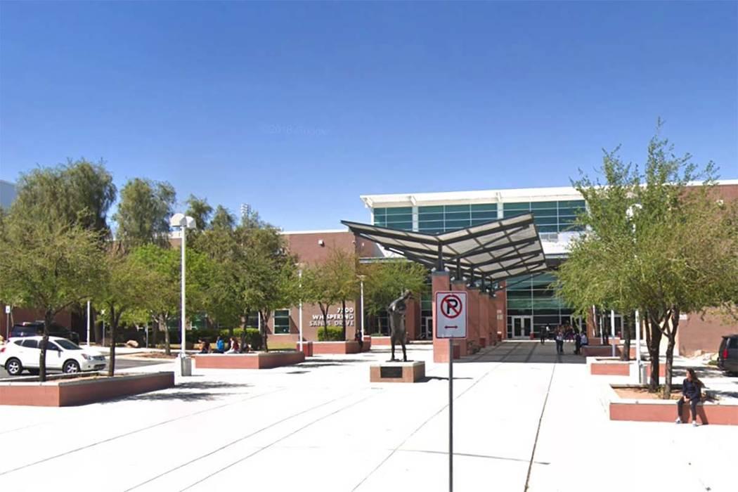 Arbor View High School (Google Street View)