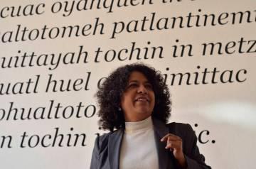 México, 14 Mar 2019 (Notimex-Especial).- María Candelaria Ochoa ofreció una revisión de la ...