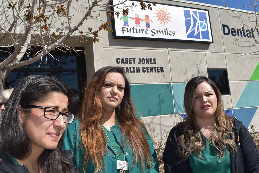 Xóchitl Flores-Botello, quien junto a Carmen Alberto y Lorena Malik, atenderán a la comunidad ...