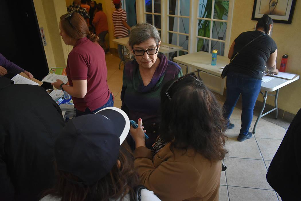 El evento 'Celebrando tú salud' reunió a más de 300 personas. Sábado 23 de marzo de 2019 en Alliance Against Diabetes. Foto Anthony Avellaneda / El Tiempo.