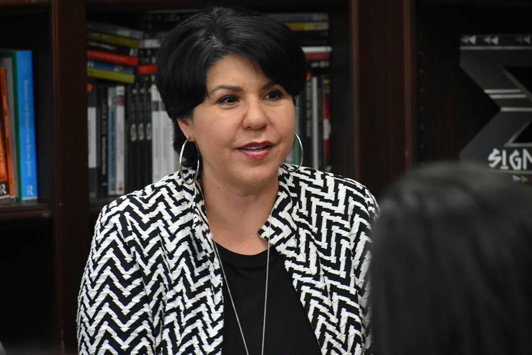 Nora Luna reconoció la labor de las mujeres en puestos políticos. Jueves 28 de marzo de 2019 ...