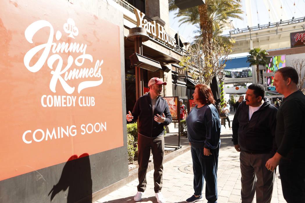 """JIMMY KIMMEL VIVE! - """"Jimmy Kimmel Live!"""" se transmite todos los días de semana a las 11:35 p. ..."""