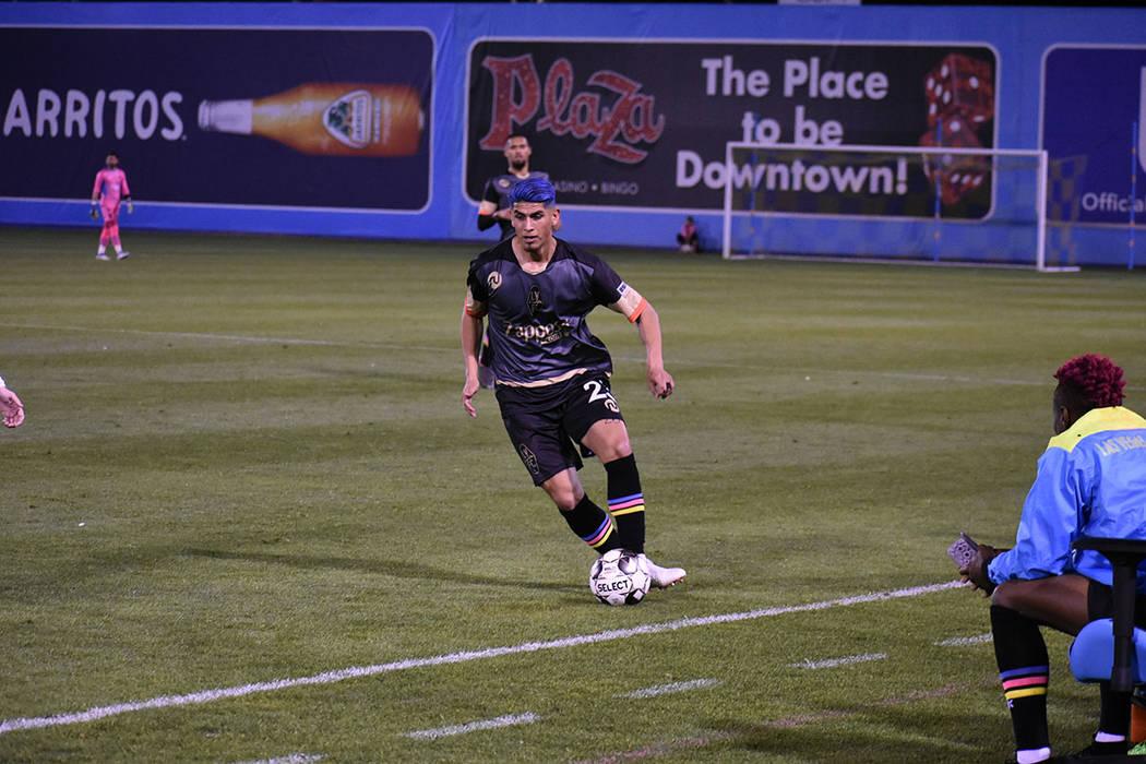 Las Vegas Lights FC derrotó 1-0 a Real Monarchs en juego correspondiente a la semana 4 de la U ...
