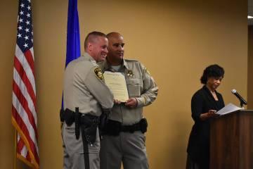 El oficial David Figueroa participó en la investigación en torno al accidente que involucró ...