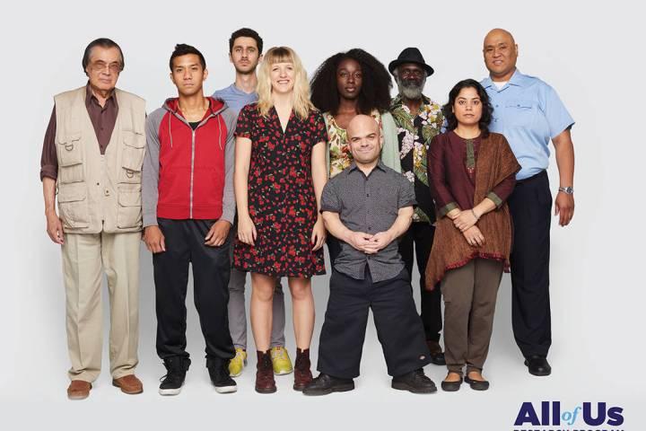 El objetivo del programa 'All of Us' es crear medicina más específica adaptada para cada ...