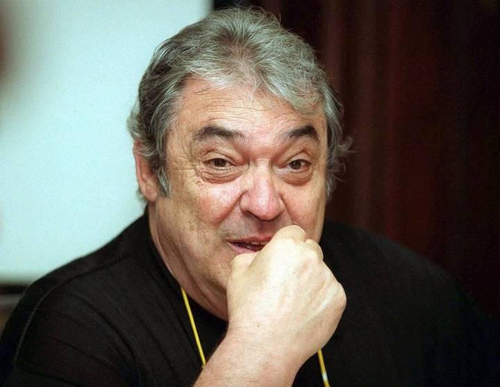 ARCHIVO. México, 4 Abr 2019 (Notimex-Archivo).- El cantautor argentino Alberto Cortez, quien f ...