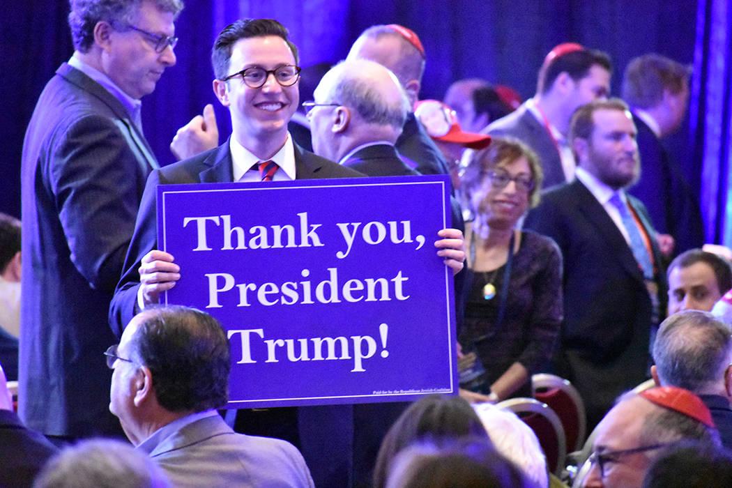 Simpatizantes conservadores asistieron en gran número a la Reunión Anual de Liderazgo de la C ...