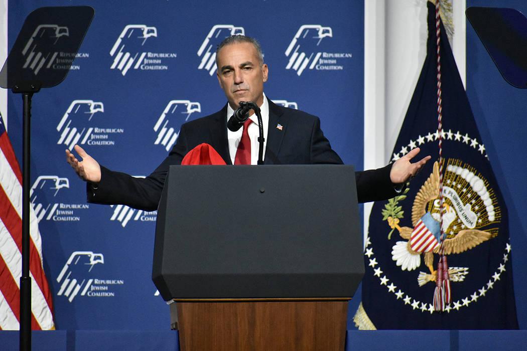 Políticos y líderes judíos participaron en la Reunión Anual de Liderazgo de la Coalición J ...