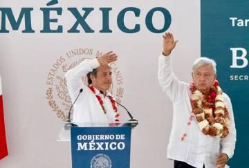 Archivo. Tantoyuca, Ver., 30 Mar 2019 (Notimex-Javier Lira).- El Presidente de México, Andrés ...