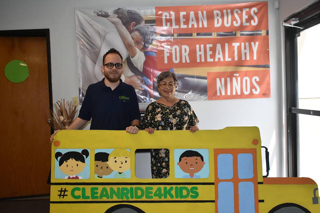 Bertha Robledo y Rudy Zamora, de Chispa Nevada, se han mostrado a favor de la propuesta de ley ...