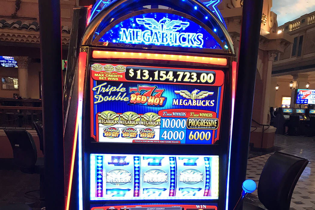 Un invitado de Sunset Station ganó un premio mayor de 13.2 millones de dólares de Megabucks e ...