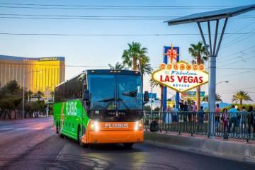 """La nueva empresa de autobuses de bajo costo """"FlixBus"""", planea expandir su área de servicio de ..."""