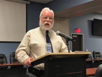 Joseph Iser, jefe del Distrito de Salud del Sur de Nevada (SNHD), dio a conocer que las Enferme ...