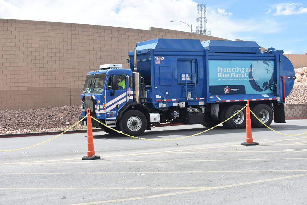 Republic Services ha implementado distintos programas de reciclaje. Viernes 19 de abril de 2019 ...