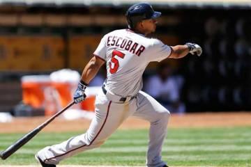 Eduardo Escobar. [ Foto AP / Archivo ]