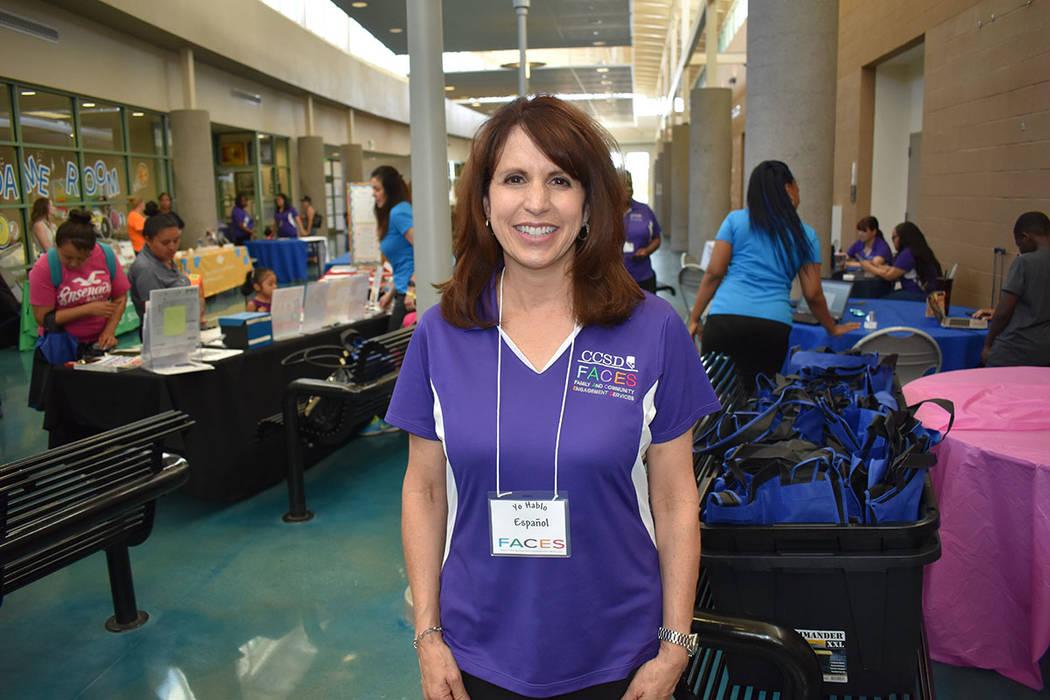 Sylvia Von Hake, Project Facilitator, compartió parte de las actividades que se desarrollaron ...