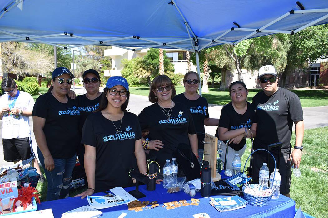 La organización Azul Blue, Unidos por el Autismo, cumplió 8 años de apoyar de manera incondi ...