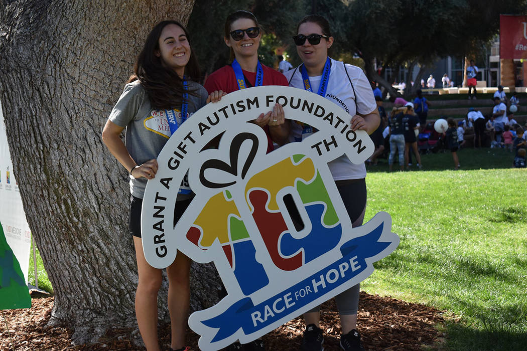"""Grant a Gift Autism Foundation"", diez años de ""Race for Hope"". Sábado 27 de abril de ..."