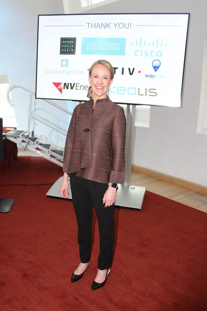 Kristen Averyt, directora de DRI, comentó que desde hace 60 años el instituto investiga sobre ...