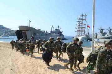 ARCHIVO. Acapulco, 16 Feb 2019 (Notimex-Especial).-La Secretaría de Marina-Armada de México e ...