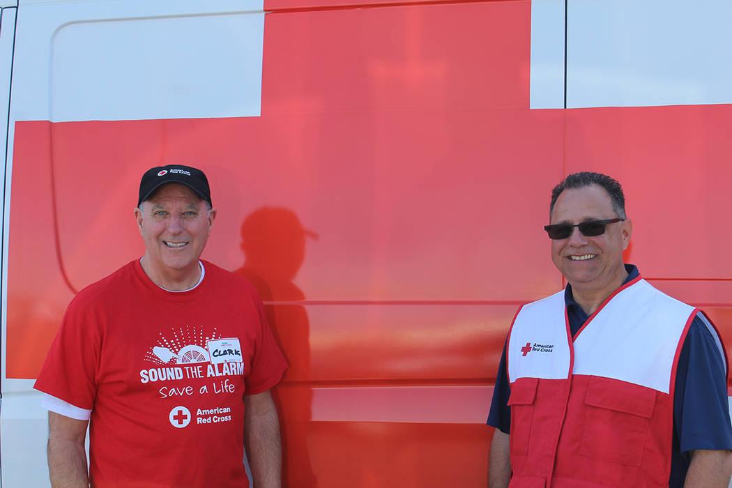 La Cruz Roja del Sur de Nevada, brinda este mismo servicio todo el año. Sábado 4 de mayo de 2 ...